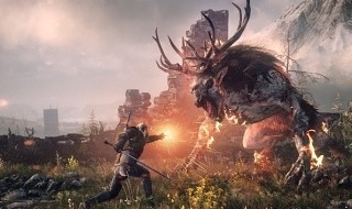 Primer gameplay de The Witcher 3: Wild Hunt