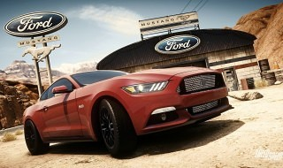 El Ford Mustang 2015 llega a Need for Speed Rivals, gratis