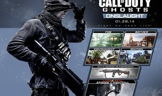 Capturas de pantalla de Onslaught, primer DLC de Call of Duty: Ghosts