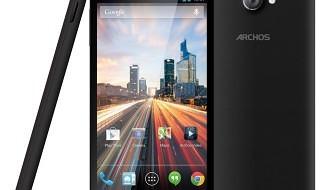 Archos anuncia dos nuevos smartphones, 45 y 50 Helium 4G