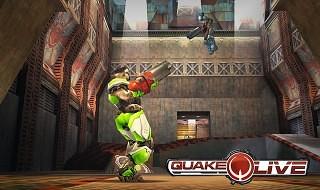 Quake Live ahora con cliente propio, adiós al navegador