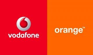 Vodafone y Orange firman un acuerdo para compartir sus redes