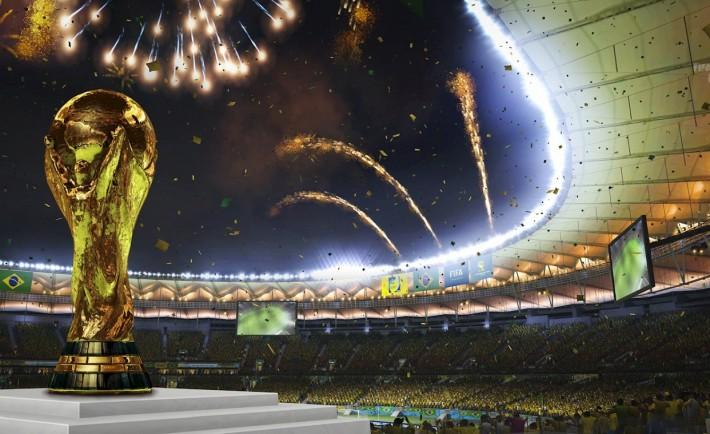 EA SPORTS Copa Mundial de la FIFA Brasil 2014
