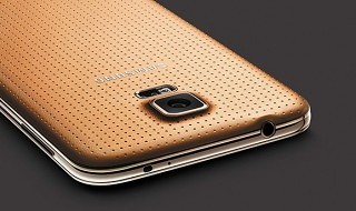 Samsung presenta el Galaxy S5