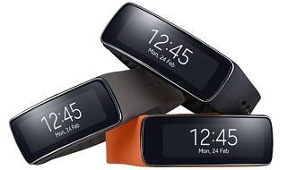 Gear Fit, la pulsera de Samsung