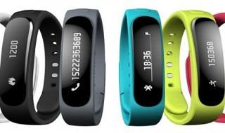 TalkBand B1, la pulsera de Huawei
