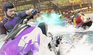 Un vistazo a los escenarios de Kinect Sports Rivals