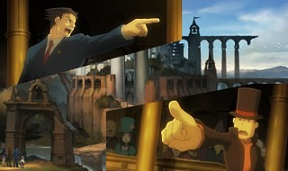 Nuevo trailer de El profesor Layton vs. Phoenix Wright: Ace Attorney
