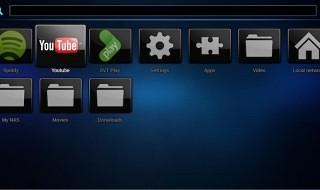 Showtime Media Center 4.4 para PS3