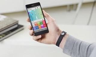 SmartBand SWR10, la nueva pulsera de Sony