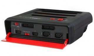 Super Retro Trio, consola con soporte para juegos de NES, SNES y Mega Drive