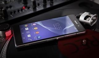Sony presenta el Xperia Z2