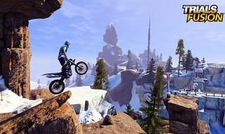 Las acrobacias de las FMX en Trials Fusion
