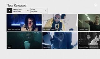 Los videoclips llegan a la aplicación Xbox Music de Xbox One