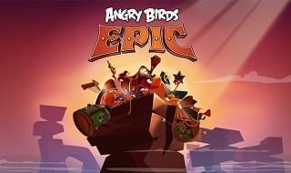 Angry Birds Epic, el RPG de Rovio para iOS
