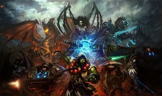 17 minutos de gameplay de Heroes of the Storm