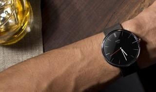 Moto 360: el reloj de Motorola con Android Wear