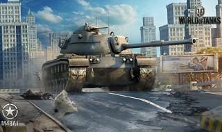 Los nuevos gráficos de World of Tanks para 2014