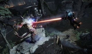 Teaser trailer con gameplay de Evolve