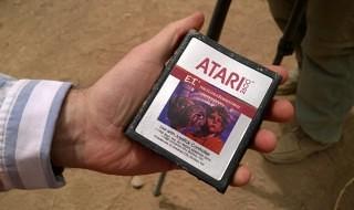 Aparecen los juegos de ET enterrados por Atari en el desierto