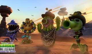 Zomboss Down, nuevo DLC gratuito para Plants vs Zombies: Garden Warfare