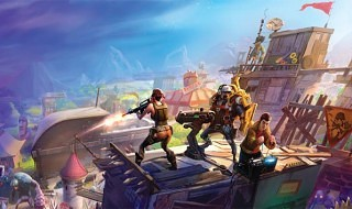 Primer vídeo con gameplay de Fortnite