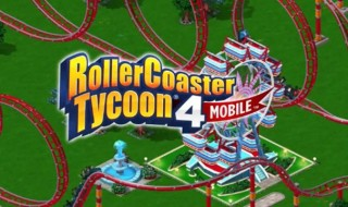Ya disponible RollerCoaster Tycoon 4 Mobile para iOS
