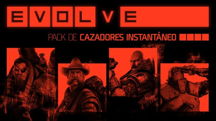 EVOLVE_INSTANTHUNTER_PACK_1920X1080_Spanish