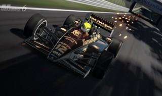 Gran Turismo 6 se actualiza (1.08) con el tributo a Ayrton Senna bajo el brazo