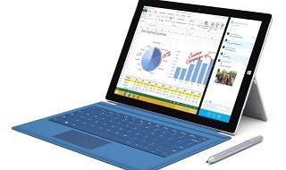 Microsoft presenta la Surface Pro 3