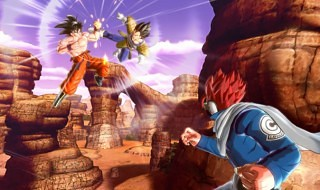 Anunciado Dragon Ball Xenoverse