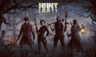 HUNT: Horrors of the Gilded Age, nuevo juego de Crytek