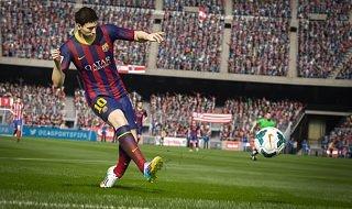 FIFA 15 también saldrá para Wii, 3DS y PS Vita, pero no para Wii U