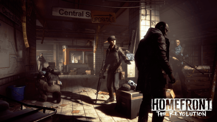 HOMEFRONT THE REVOLUTION ANNOUNCE 3
