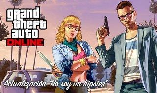 Ya disponible la actualización 1.14 de GTA V y el contenido 'No soy un hipster' de GTA Online