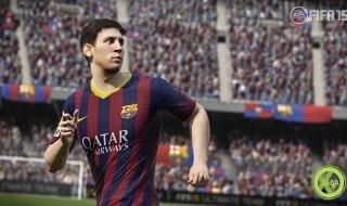 Primeras imágenes de FIFA 15