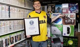 La mayor colección de videojuegos del mundo se vende por 750.250$