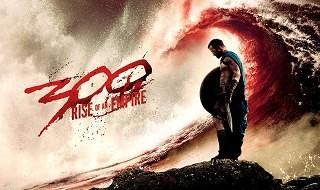300: Rise Of An Empire, la película más descargada de la semana
