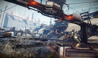 Dos nuevos mapas gratuitos para Killzone Shadow Fall