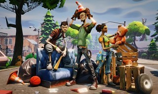 Nuevo gameplay de Fortnite