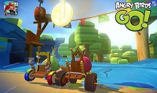 Angry Birds GO! ya tiene modo multijugador tras su actualización 1.4.0