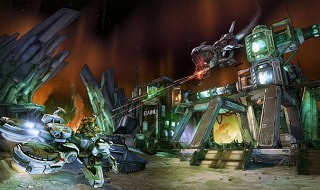 Otros 15 minutos de gameplay de Borderlands: The Pre-Squel