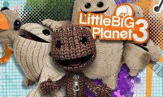 La beta de LittleBigPlanet 3 comenzará en agosto