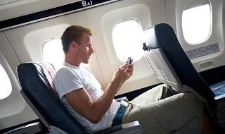 El servicio de WiFi en vuelo de Iberia, OnAir, ya tiene precio