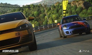 40 minutos de gameplay de Driveclub desde la Gamescom