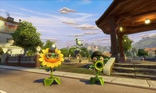 Media hora de gameplay de la versión para PS4 de Plants vs Zombies: Garden Warfare