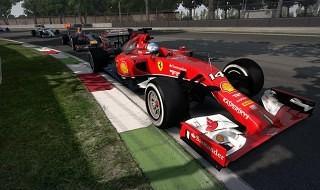 Vuelta rápida al circuito Red Bull Ring de Austria en F1 2014
