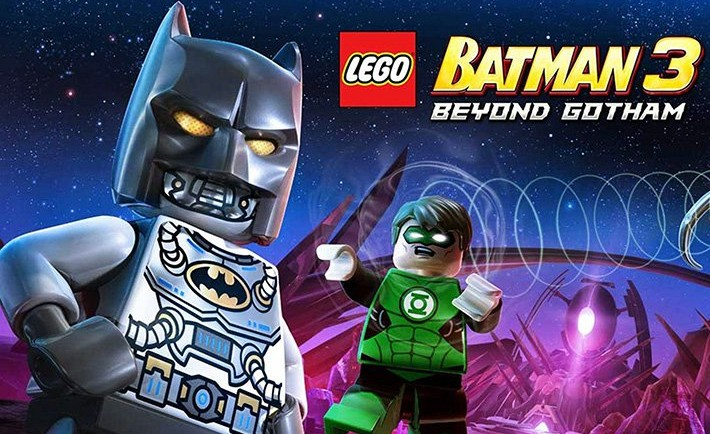 Lego Batman 3 Beyond Gotham Poster Wallpaper