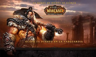 La edición de coleccionista de World of Warcraft: Warlords of Draenor