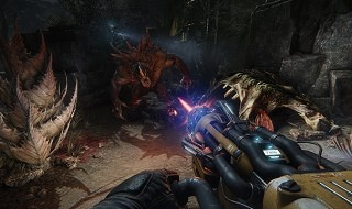 20 minutos de gameplay de la versión para PC de Evolve